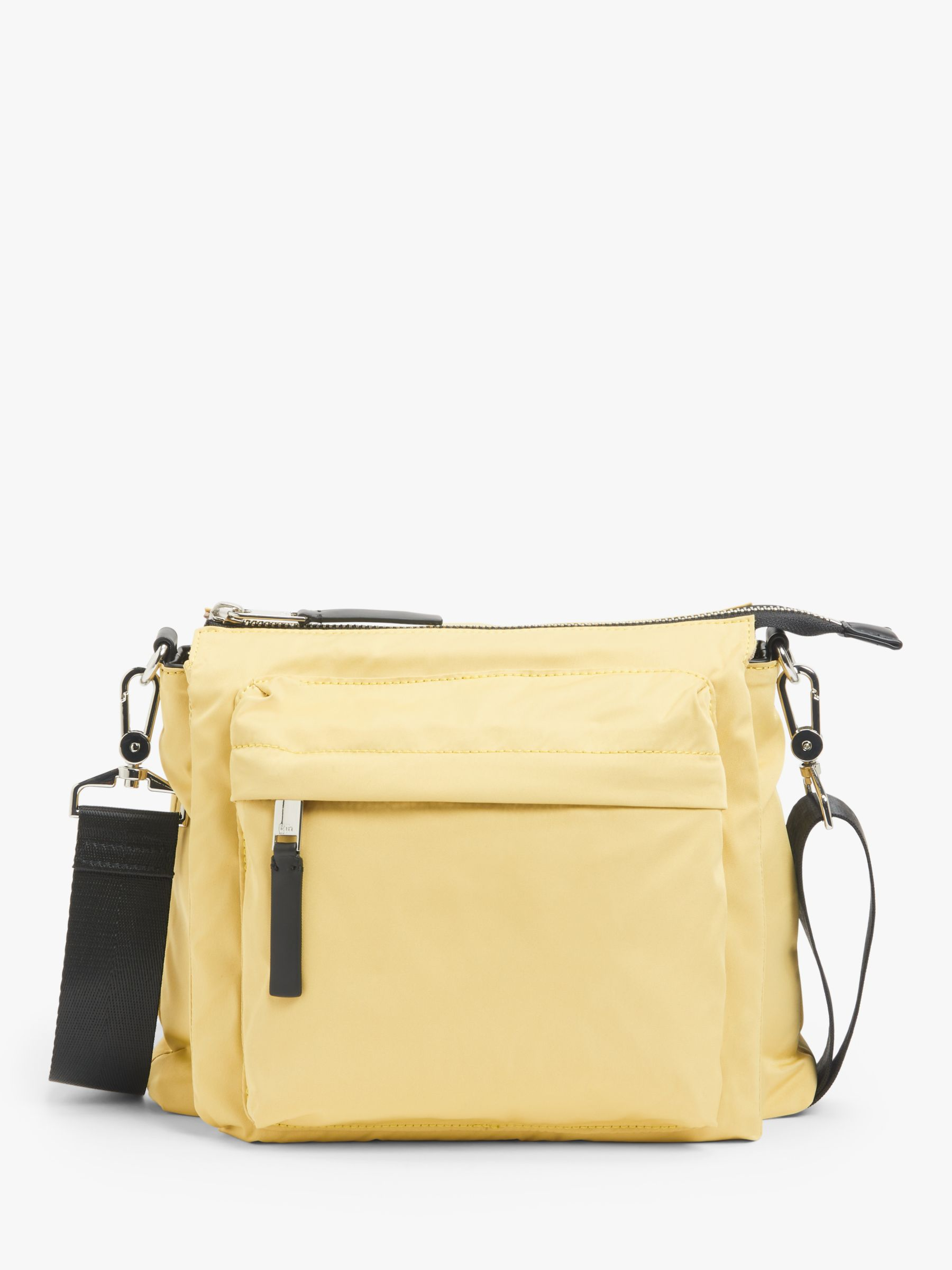 Kin Triple Compartment Cross Body Bag