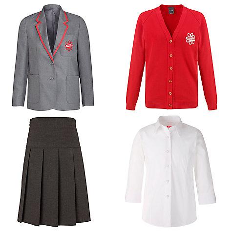 Buy East London Science School Girls Uniform John Lewis