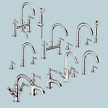 Buy Abode Gallant Bathroom Taps Ranges Online at johnlewis.com
