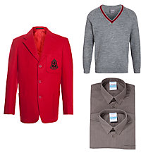 The Prebendal School Boys' Prep Winter Uniform