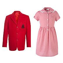 The Prebendal School Girls' Year 3-6 Summer Uniform