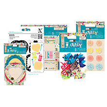 Buy Docrafts Sew Lovely Papercraft Range Online at johnlewis.com