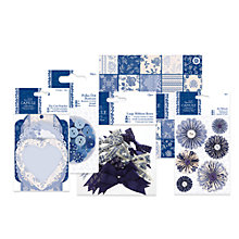 Buy Docrafts Paris Papercraft Range Online at johnlewis.com