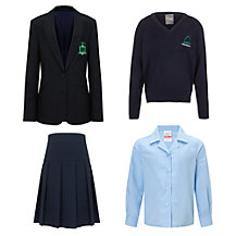 Glenthorne High School Girls' Uniform