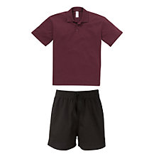 Thorpe St. Andrew School Girls' P.E. Uniform