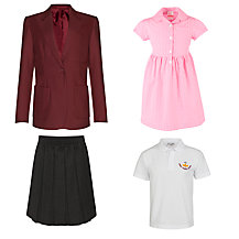 Christ Church C of E Primary School Girls' Summer Uniform - Reception to Year 6