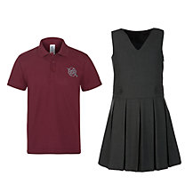 The Westgate School Lower School Girls' Uniform