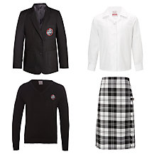 Holy Family Catholic School and Sixth Form Girls' Uniform
