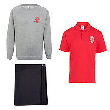 Holy Family Catholic School and Sixth Form Girls' PE Kit