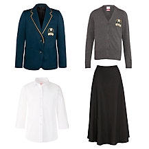 Islamia Girls' School Girls' Uniform - Year 7 - 11