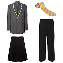 New London College Independent School Uniform