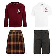 Smallwood Manor Preparatory School  Nursery Uniform