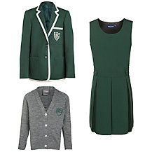 Buckholme Towers School Girls' Winter Uniform