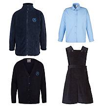 Upton House School Girls' Nursery Winter Uniform