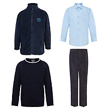 Upton House School Boys' Nursery Winter Uniform