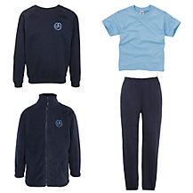 Upton House School Pre Nursery Girls' Uniform