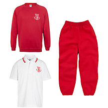 Sacred Heart School Wadhurst Girls' PE Kit