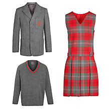 Sacred Heart School Wadhurst Girls' Uniform