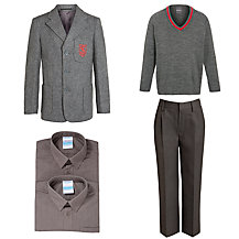 Sacred Heart School Wadhurst Boys' Uniform