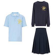 St Catherine's Catholic Primary School KS2 Girls Uniform (Year 3 to Year 6)