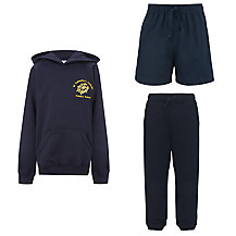 St Catherine's Catholic Primary School PE Kit Girls: KS1 & KS2 (Reception to Year 6)