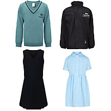 Norman Court School Girls' Infants Uniform - Reception to Year 2 (KS1)