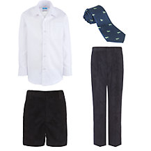 Norman Court School Boys' Juniors Uniform - Year 3 to Year 6 (KS2)
