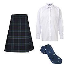 Norman Court School Girls' Juniors Uniform - Year 3 to Year 6 (KS2)