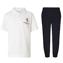 Howell's School Junior Girls' Sports (Years Reception, 1 & 2) Uniform