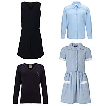 St Martin's School Girls' Uniform