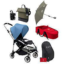 Bugaboo Bee 3 Pushchair & Accessories Range
