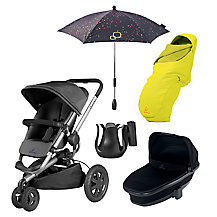 Quinny 2014 Buzz Pushchair & Accessories Range