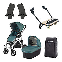 Buy Uppababy Vista Pushchair & Accessories Range Online at johnlewis.com