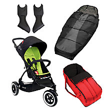 Buy Phil & Teds Dot Pushchair & Accessories Range Online at johnlewis.com