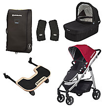 Buy Uppababy Cruz Pushchair & Accessories Range Online at johnlewis.com