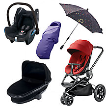 Buy Quinny Moodd Pushchair & Accessories Range Online at johnlewis.com