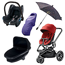 Quinny Moodd Pushchair & Accessories Range