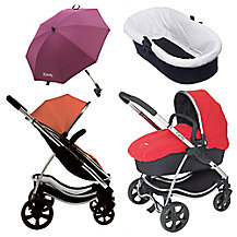 iCandy Strawberry Pushchair & Accessories Range
