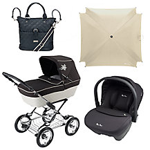 Silver Cross Elegance Pram & Accessories Range