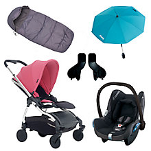 Buy iCandy Raspberry Pushchair & Accessories Range Online at johnlewis.com