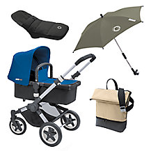 Bugaboo Buffalo Pushchair & Accessories Range