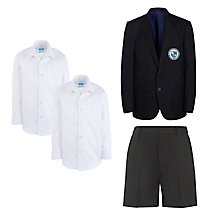 St John's International School Junior Boys' Uniform