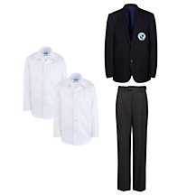 St John's International School Senior Boys' Uniform