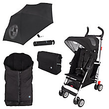 Buy Maclaren BMW Buggy & Accessories Range Online at johnlewis.com