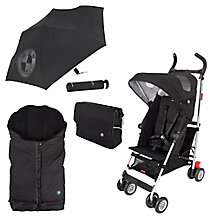 Maclaren BMW Buggy & Accessories Range
