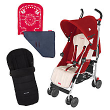 Buy Maclaren Quest Buggy & Accessories Range Online at johnlewis.com