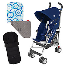Maclaren Triumph Pushchair & Accessories Range