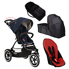 Buy Phil & Teds Navigator Pushchair & Accessories Range Online at johnlewis.com