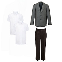 Regents Academy Junior and Senior Boys Uniform, Summer