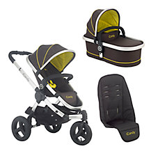 iCandy Peach All Terrain Pushchair & Accessories Range